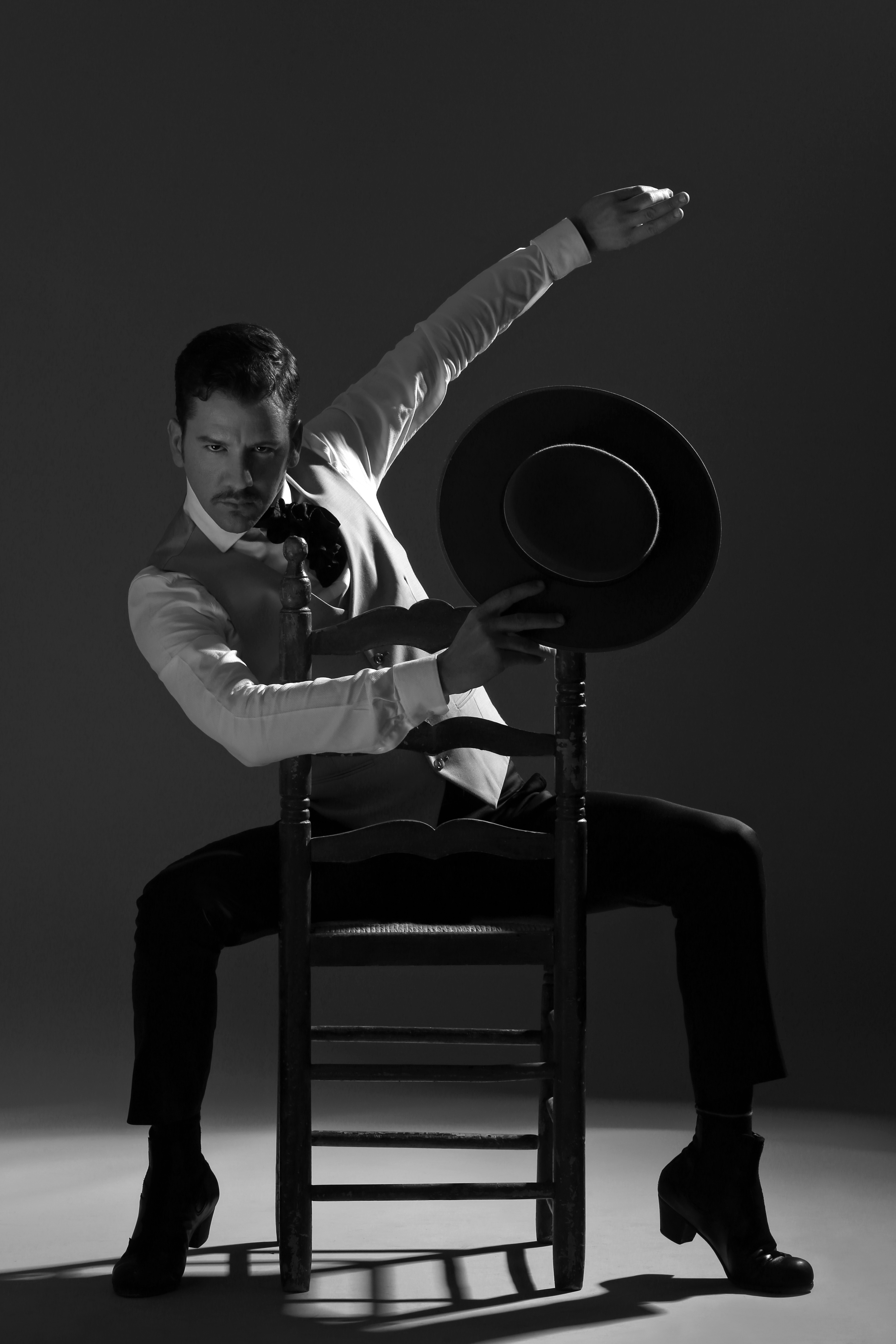 Jose Maldonado flamenco stage masterclass Paris