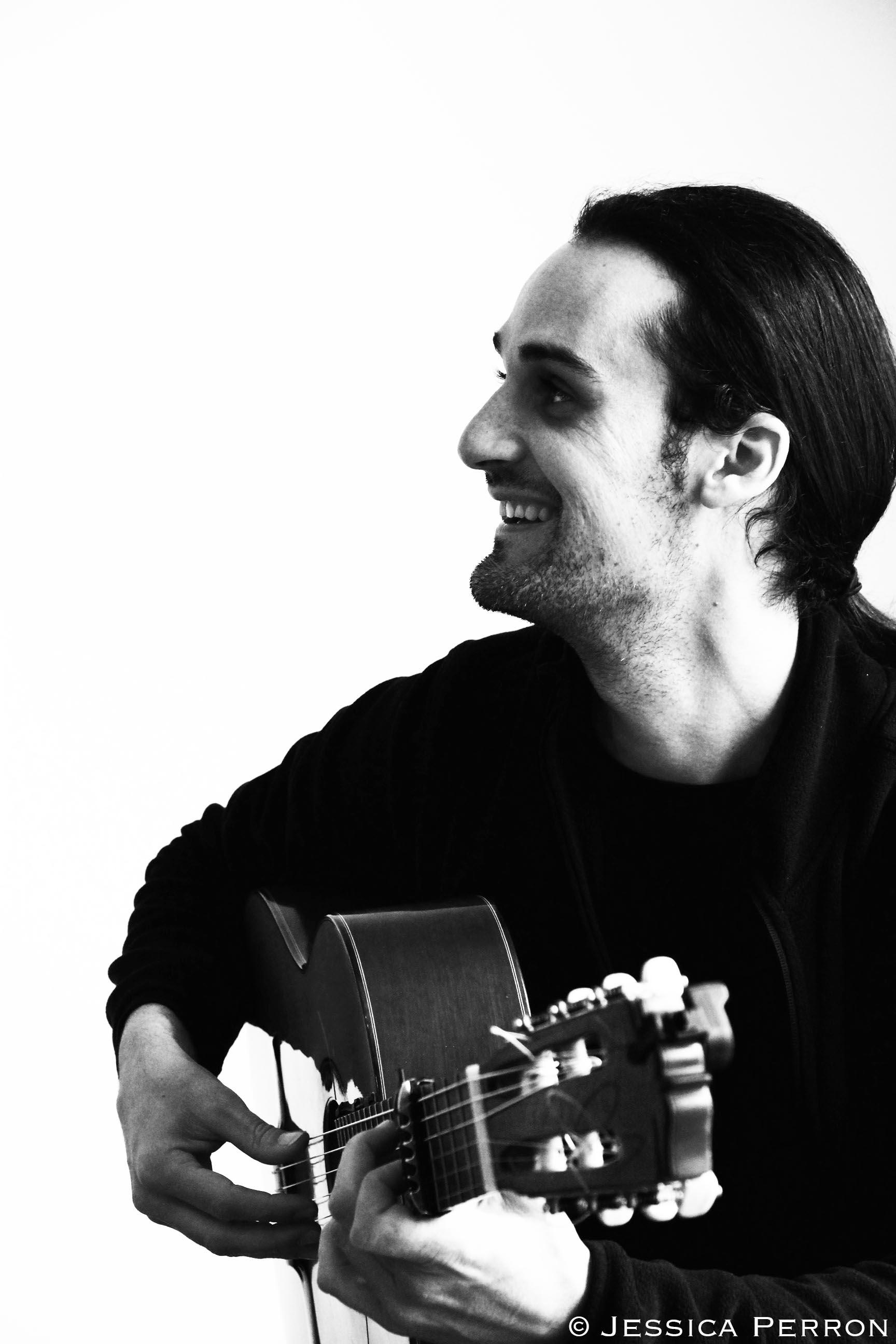 Professeur de guitare - Dani Barba