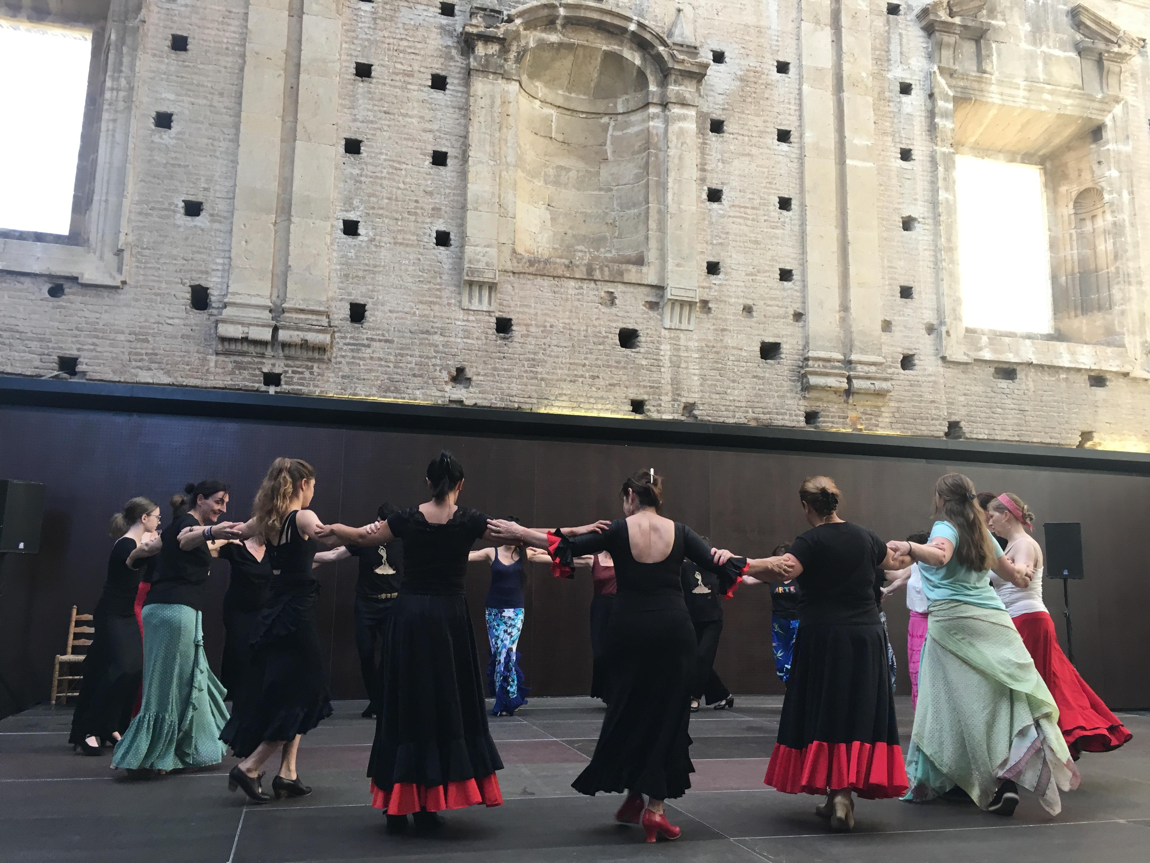 stage flamenco cordoba 2019
