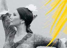 flamenco cours danse paris Ruben Molina Fernanda Borria Planas